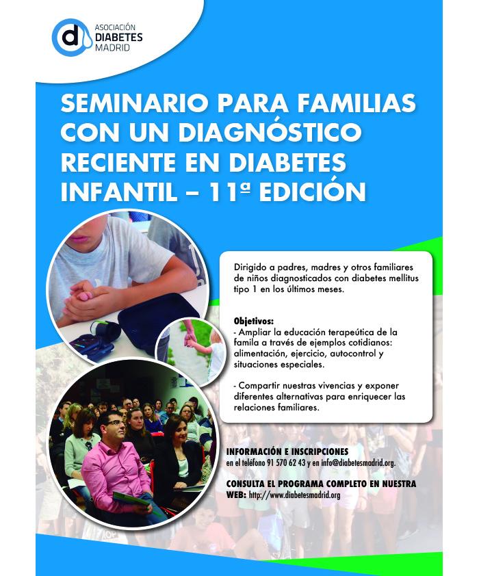 """11ª Edición de """"Diabetes en familia"""""""